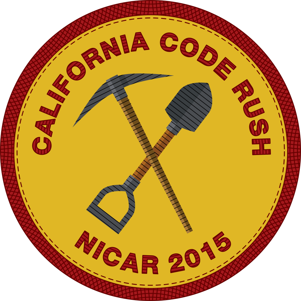 California Code Rush 2015
